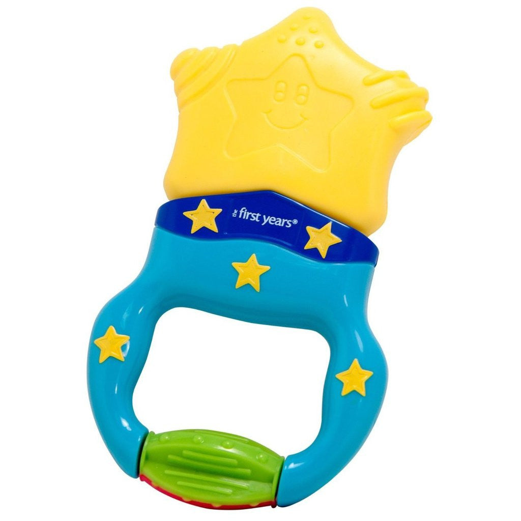 The First Years Massaging Action Teether The First Years specialneedsessentials