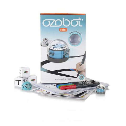 Ozobot Bit Starter Pack (White) Ozobot Special Needs Essentials