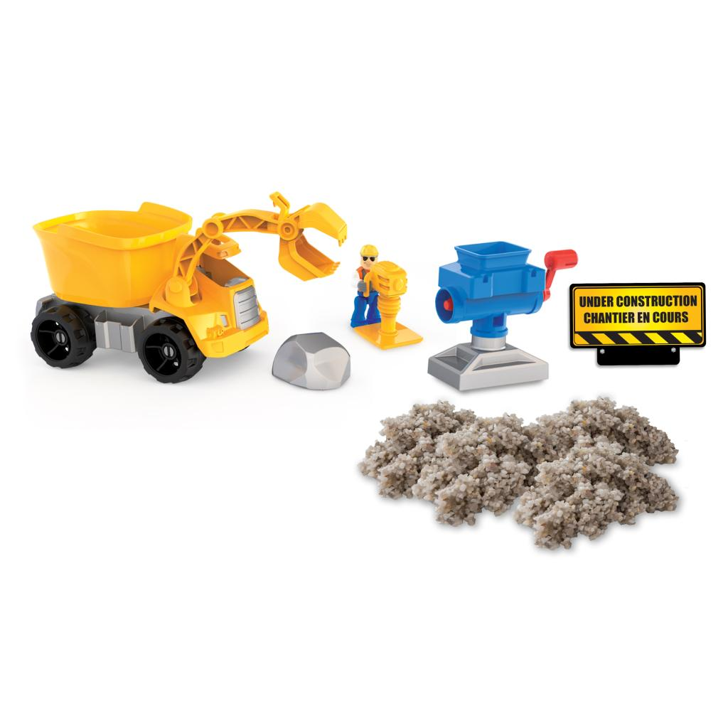 Kinetic Rock Crusher Play Set specialneedsessentials