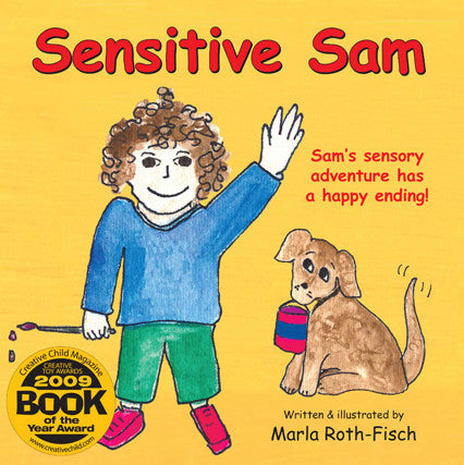 Sensitive Sam: With the help of his OT, Sam's sensory adventure has a happy ending! Future Horizons specialneedsessentials