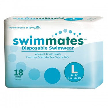 Swimmates are the perfect daily living aid for those with bowel incontinence providing a confident and discreet feel.