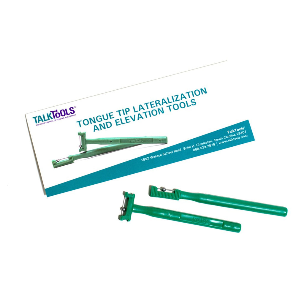 Tongue Tip Lateralization & Elevation Tools TalkTools Special Needs Essentials