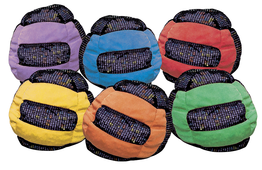 "Success Ball - set of 6, 4"" balls School Specialty Special Needs Essentials"