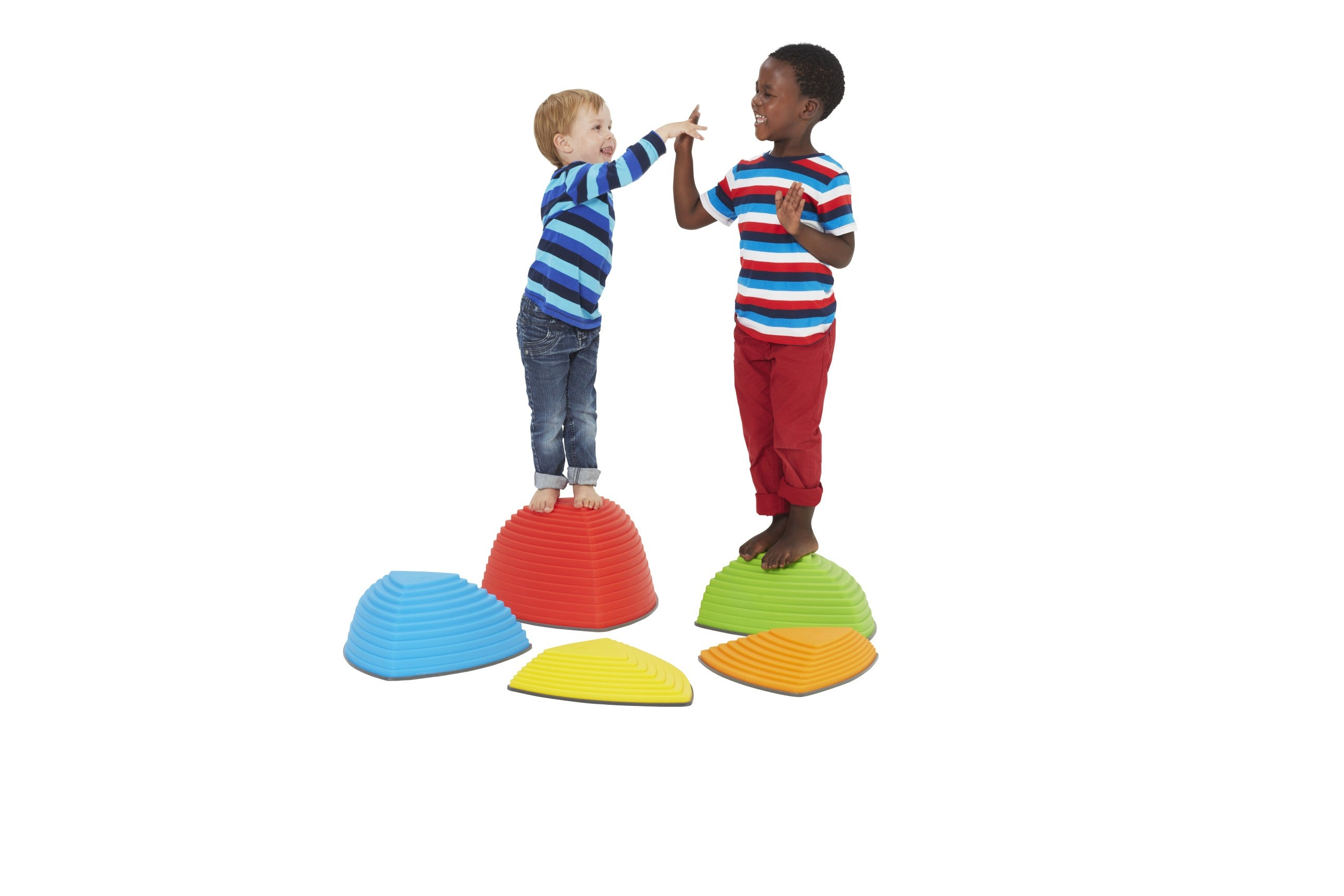 Gross Motor Tool: Gonge Hilltops are a great way to get your kids moving during COVID.