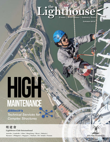 High Maintenance Altitech's Technical Services for Complex Structures