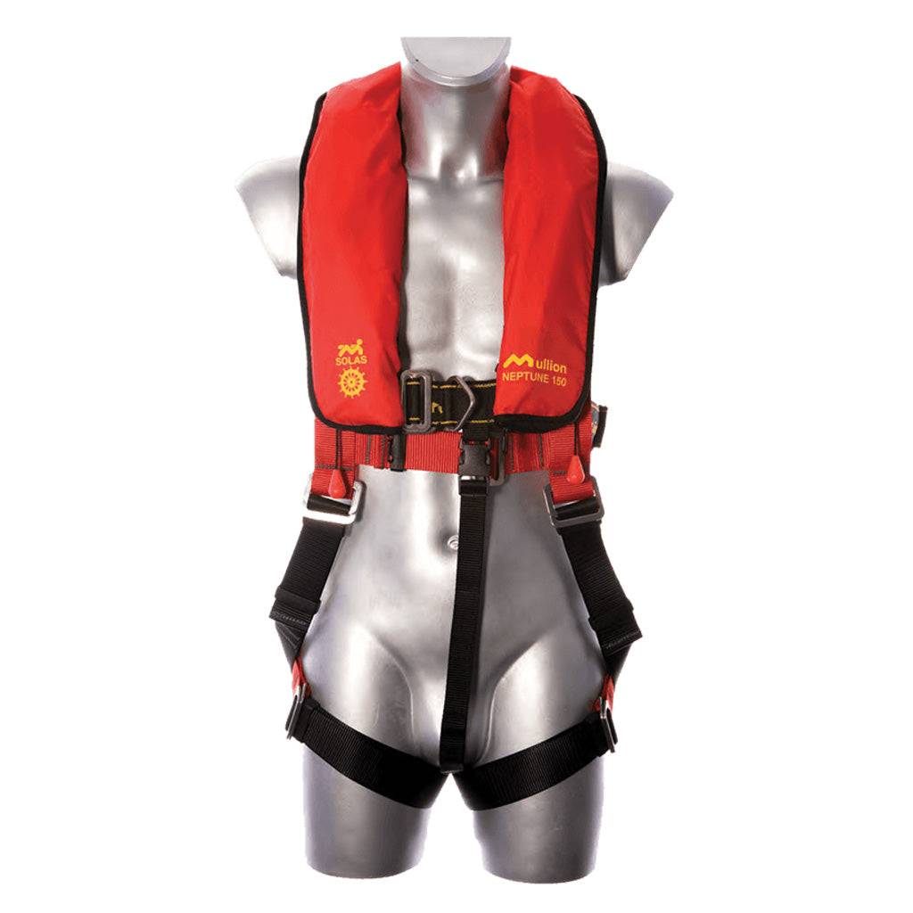 CHECKMATE PBH08 Two-point Harness with Life Jacket available at Altisafe -  Altisafe LtdAltisafe