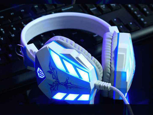 HOT SALE TTLYFE Light Gaming Headphones HIFI Stereo Gaming Headset Stereo Bass Earphones with Microphone