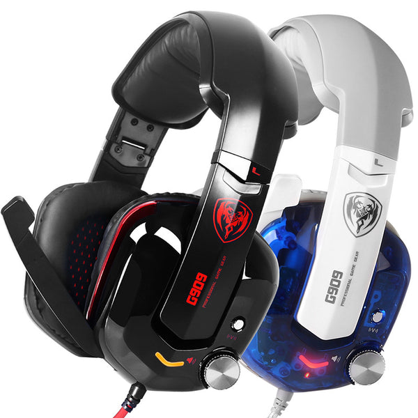 7.1 Surround sound Gaming Headphones IZX22s