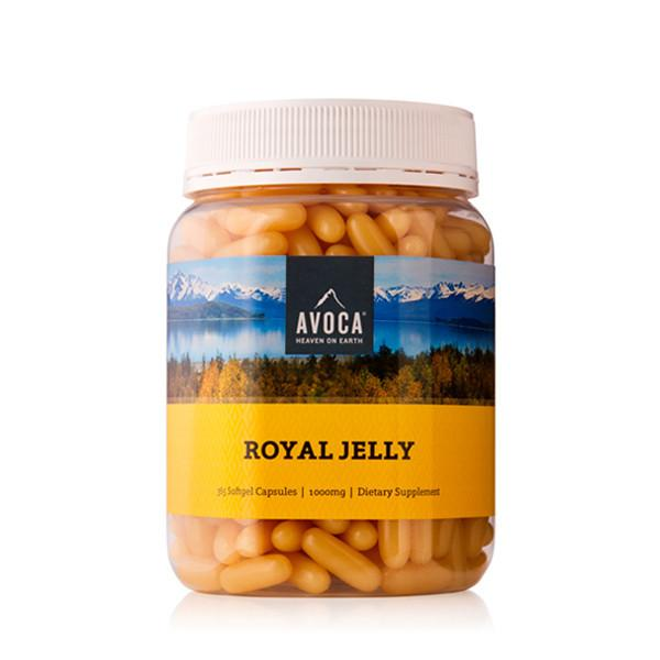 Royal Jelly Capsules 1000mg
