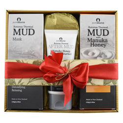 Puresource New Zealand Rotorua Mud Facial Gift Pack