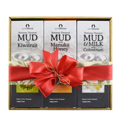 Puresource Beauty - Gifts Puresource New Zealand Rotorua Mud Mask Gift Pack