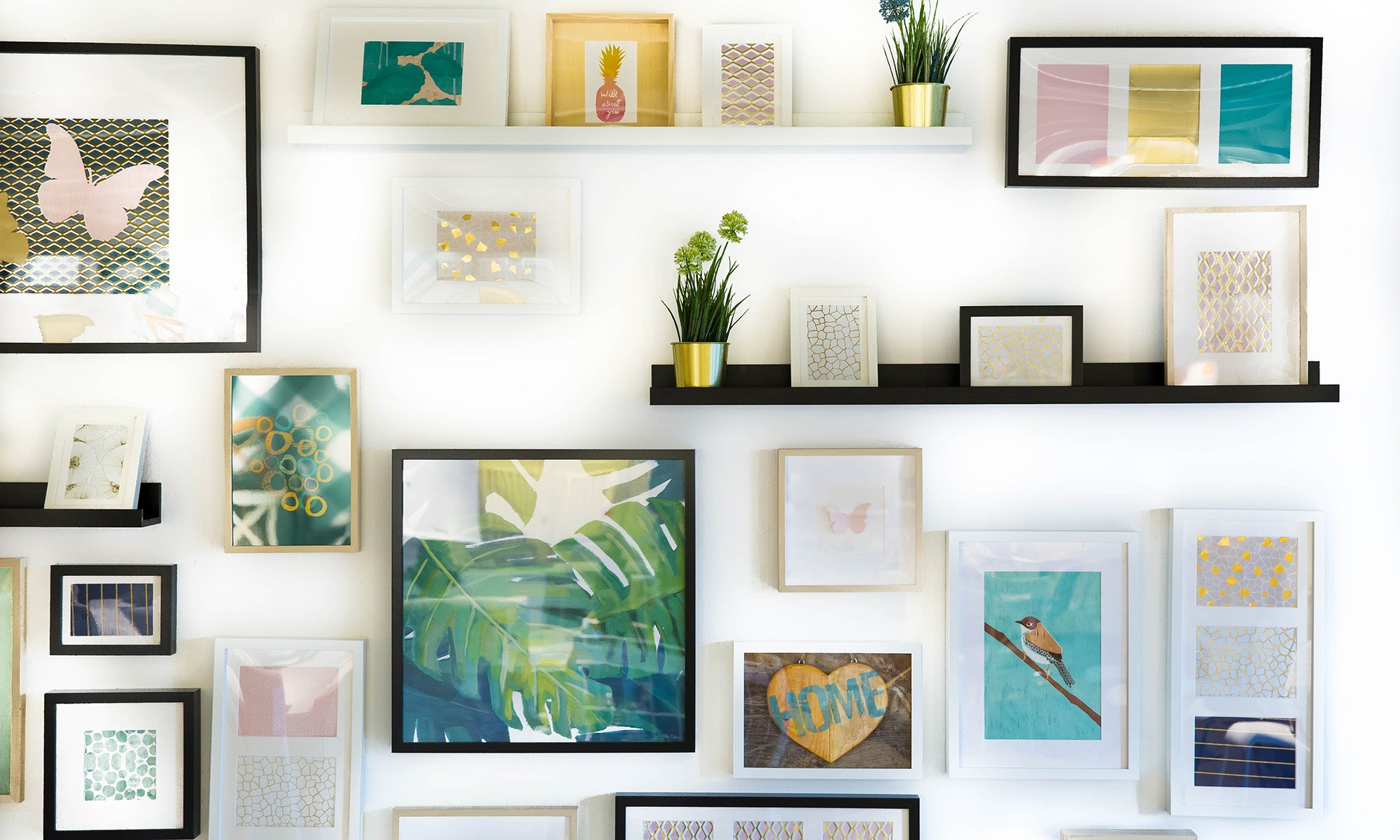 The Biggest Rule of Framing Artwork. Part 1 of 3 All About Framing Prints