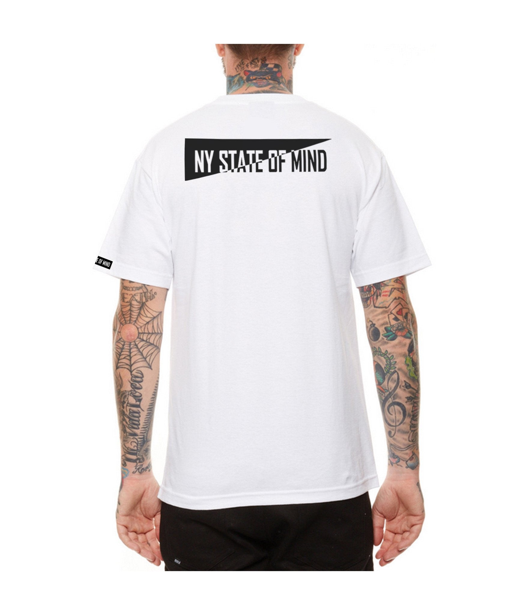 NYSOM - Fifty Fifty T-shirt