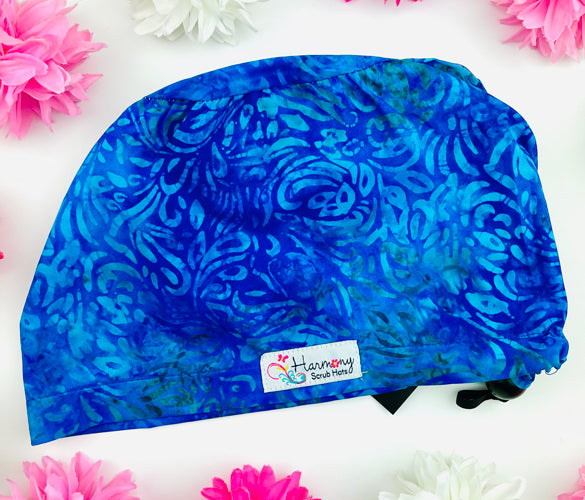 New Wave Modern Bouffant™ Scrub Hat