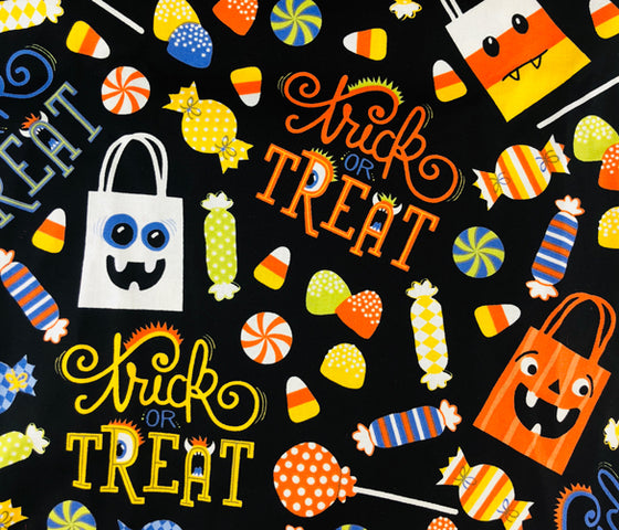 Treats Halloween Florence™ Scrub Hat