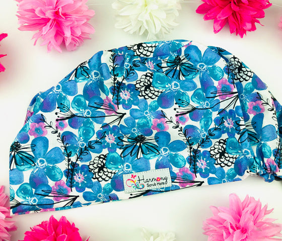 Berry Pop EURO® Scrub Hat