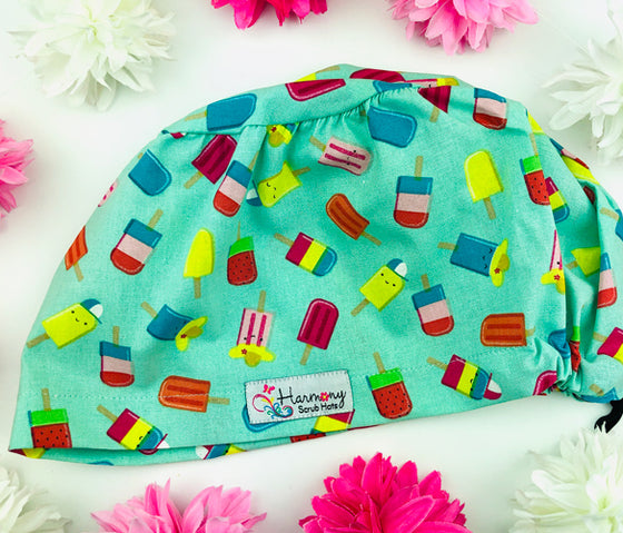 Bomb Pop EURO® Scrub Hat