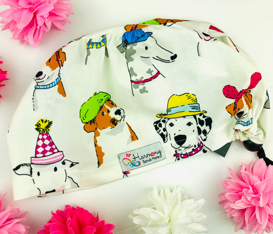 Mr. Mutts EURO® Scrub Hat