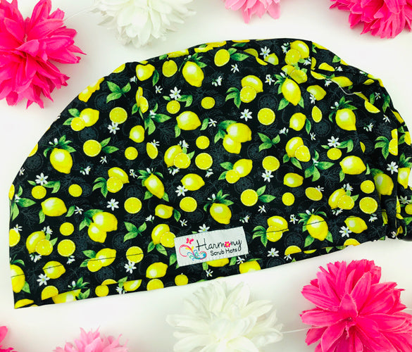Lemon Tree EURO® Scrub Hat