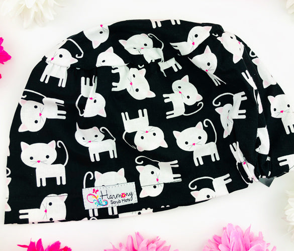Kitty Cats EURO® Scrub Hat