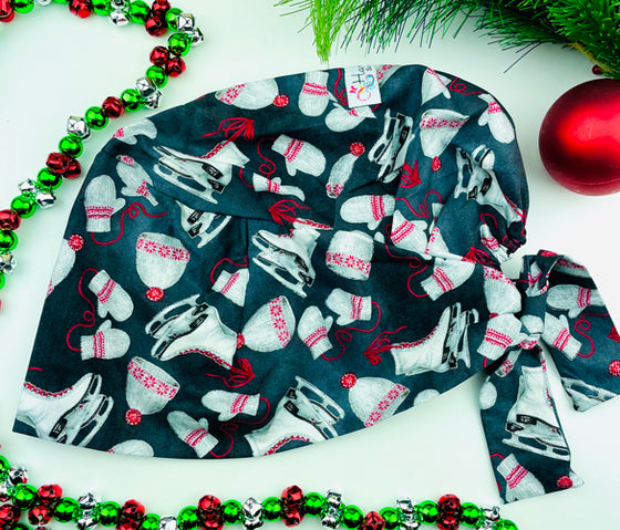 CHRISTMAS Winter Fun Florence™ Scrub Hat