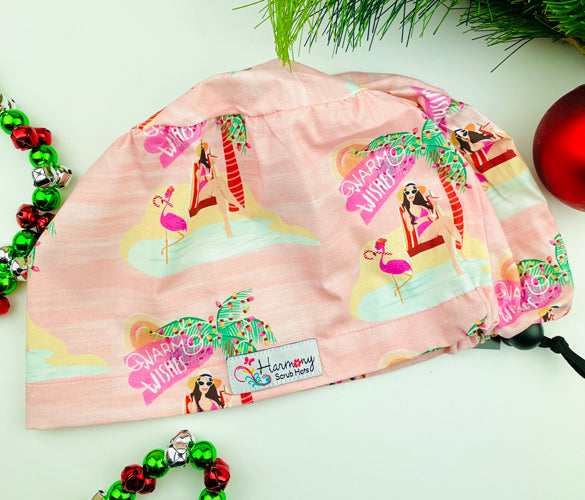 Florida Christmas EURO® Scrub Hat