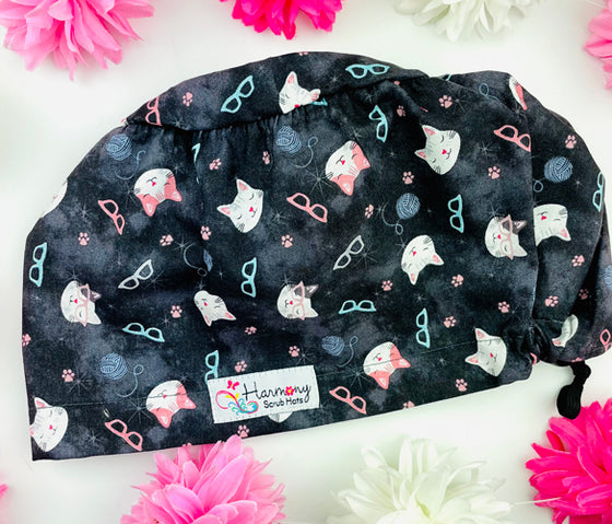 Cool Cats EURO® Scrub Hat