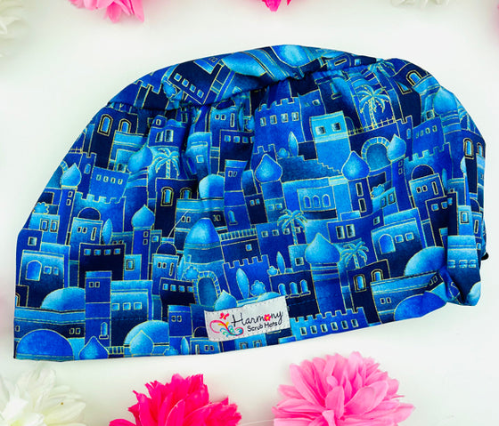 City Of David EURO® Scrub Hat