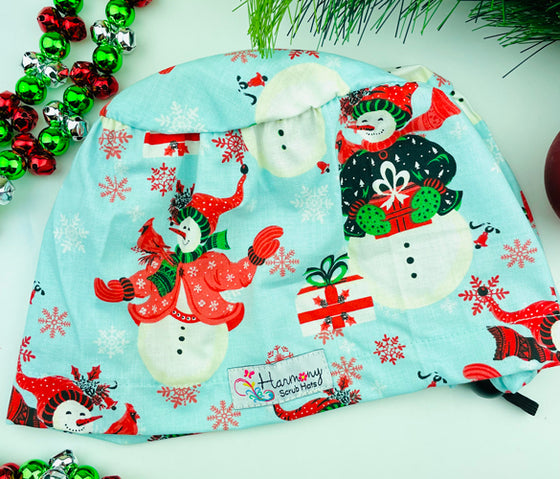 CHRISTMAS Bliss EURO® Scrub Hat