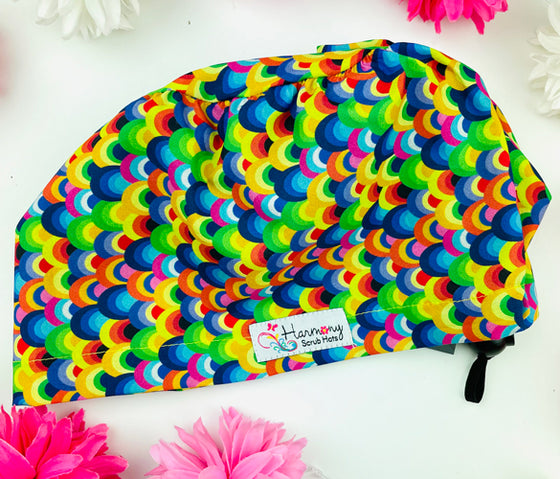 Color Bliss EURO® Scrub Hat