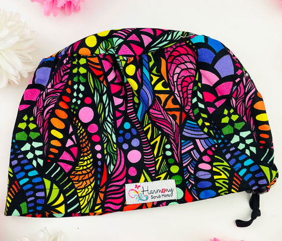 Color Me EURO® Scrub Hat