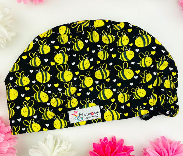 Beeloved EURO® Scrub Hat