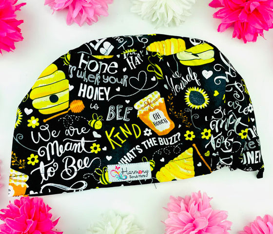 Bee's & Honey EURO® Scrub Hat