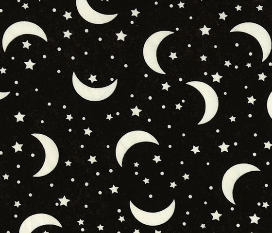 GLOW IN THE DARK Crescent Moon EURO® Scrub Hat