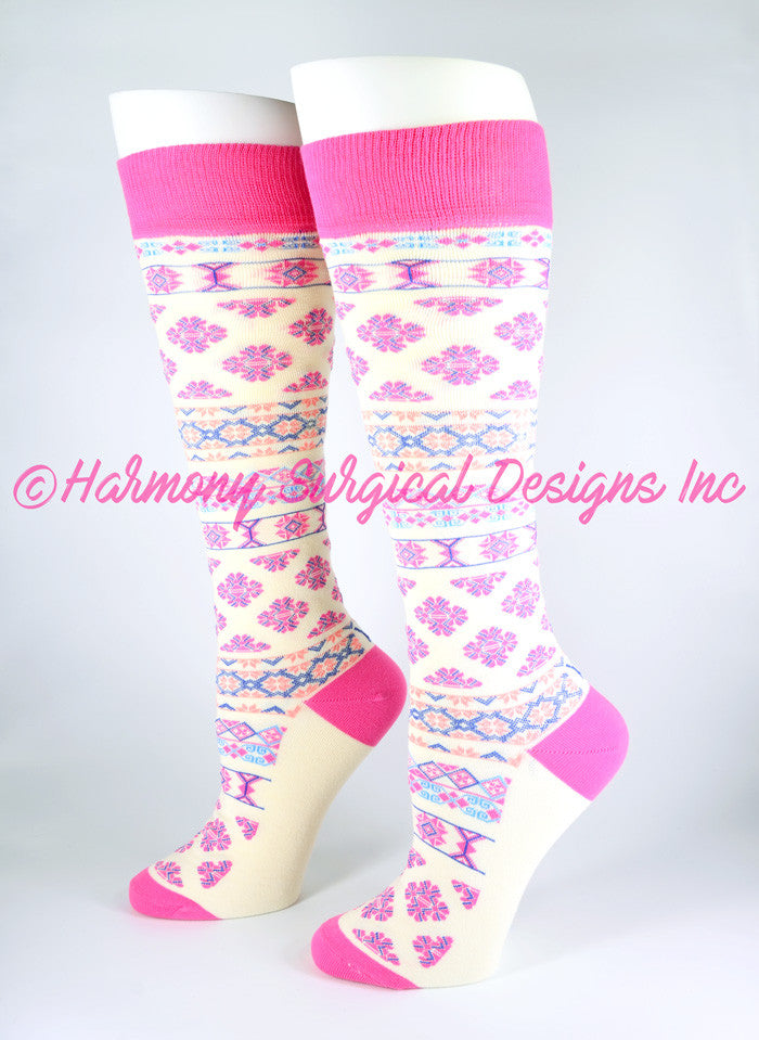 Shortcake Knee High Socks
