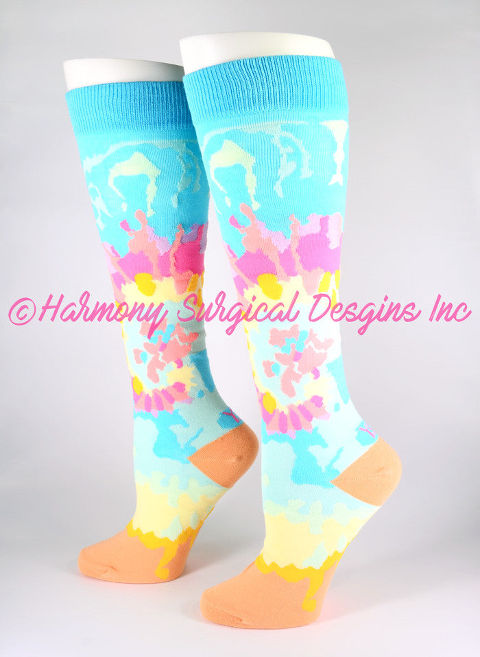 Woodstock Knee High Socks