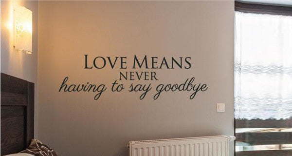 Decorating your bedroom using wall decals
