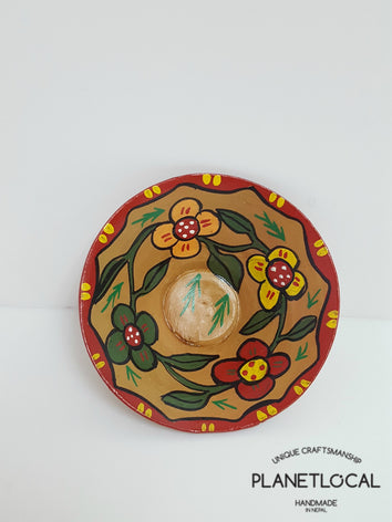 Mithila Art Products - Ceramic Jewelry Plate - PLANETLOCAL