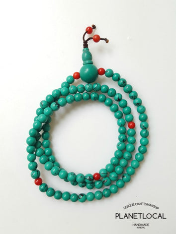 108 Buddhist  Mala Prayer Bead
