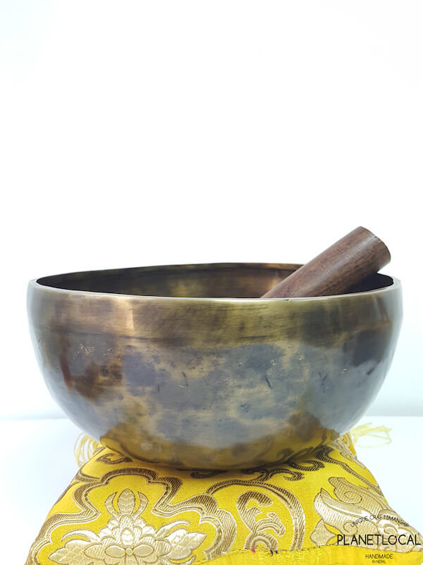 Limited Edition Handcarved Tara Singing Bowl