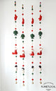BUY 4 GET 1 FREE-Handmade Christmas Wall Hanging Decor with Santa Claus, Christmas tree and Snowman - PLANETLOCAL