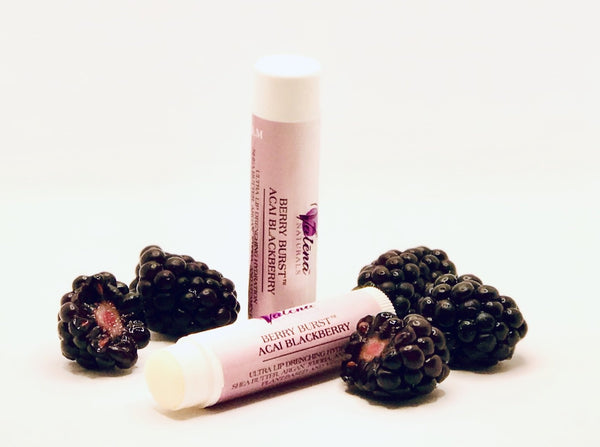 Lip Balm Vegan Cruelty Free with Shea Butter Argan and Calendula
