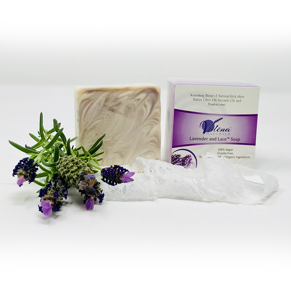 Lavender and Lace™ Soap