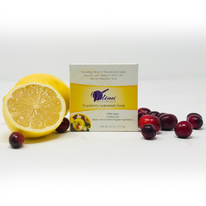 Cranberry Lemonade Soap