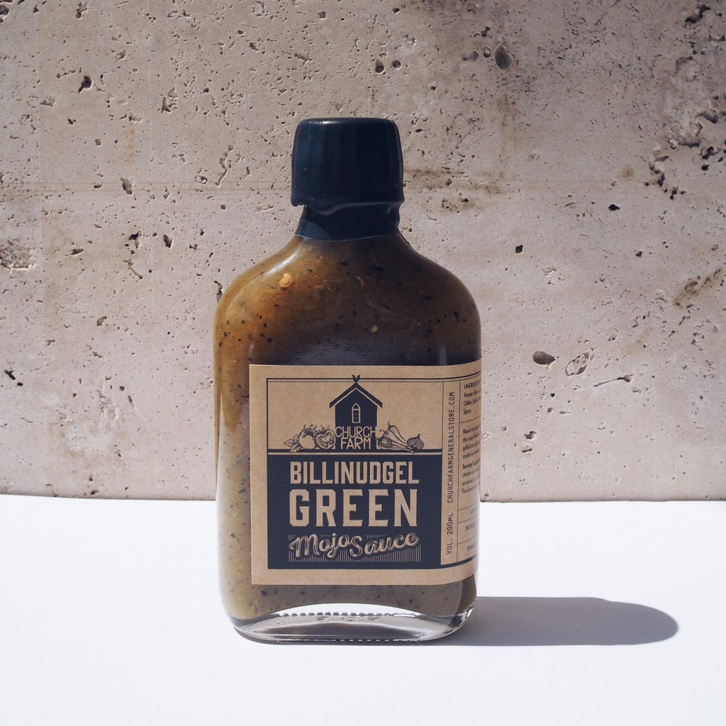 Churchfarm General Store - Billinudgel Green Mojo Sauce