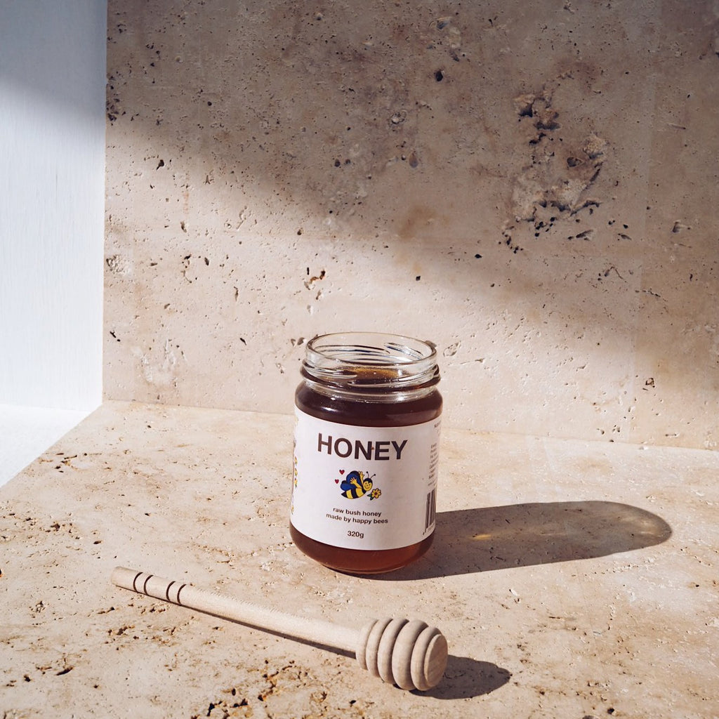 Friday Hut Market - Local Raw Honey