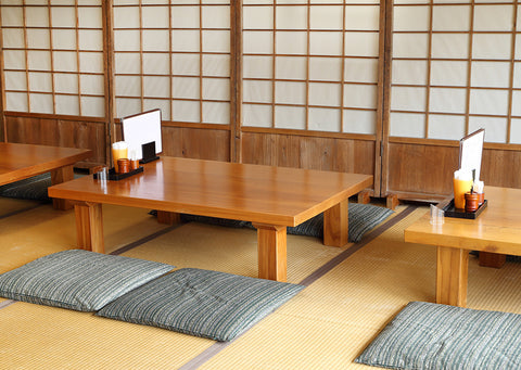 Traditional Japanese Dining Room