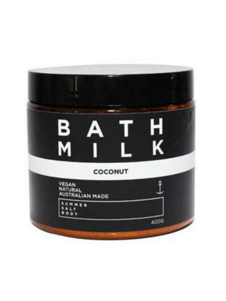 Coconut Bath Milk 400g Tub