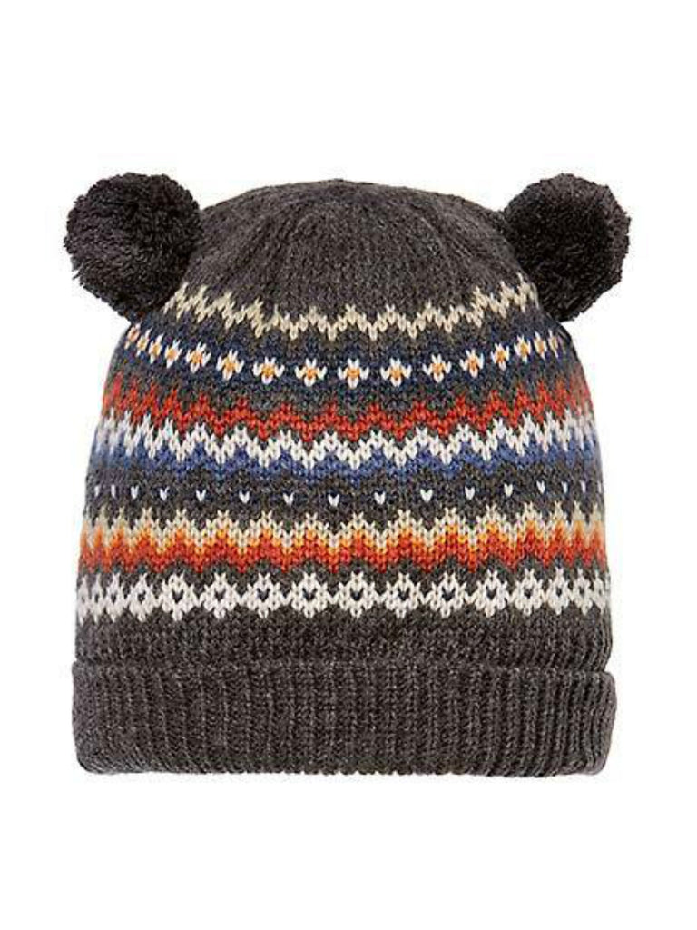 Toshi Beanie Butternut | Charcol