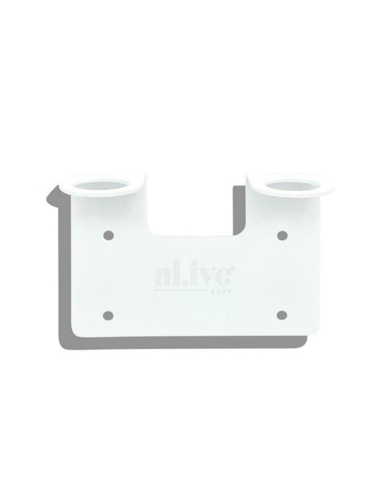 al.ive body Wall Holder | White